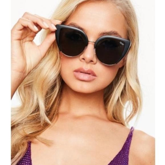 65444f09d5 Quay Cat Eye Oh My Dayz Black Sunglasses. Boutique. Quay Australia